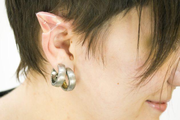 как использовать скотч: эльфийские уши