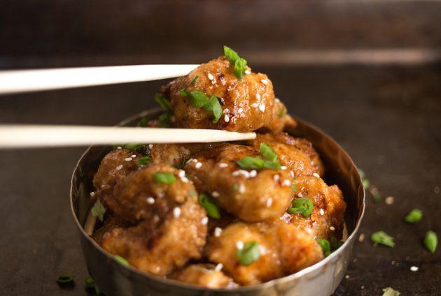 Рецепт курицы с глазурью