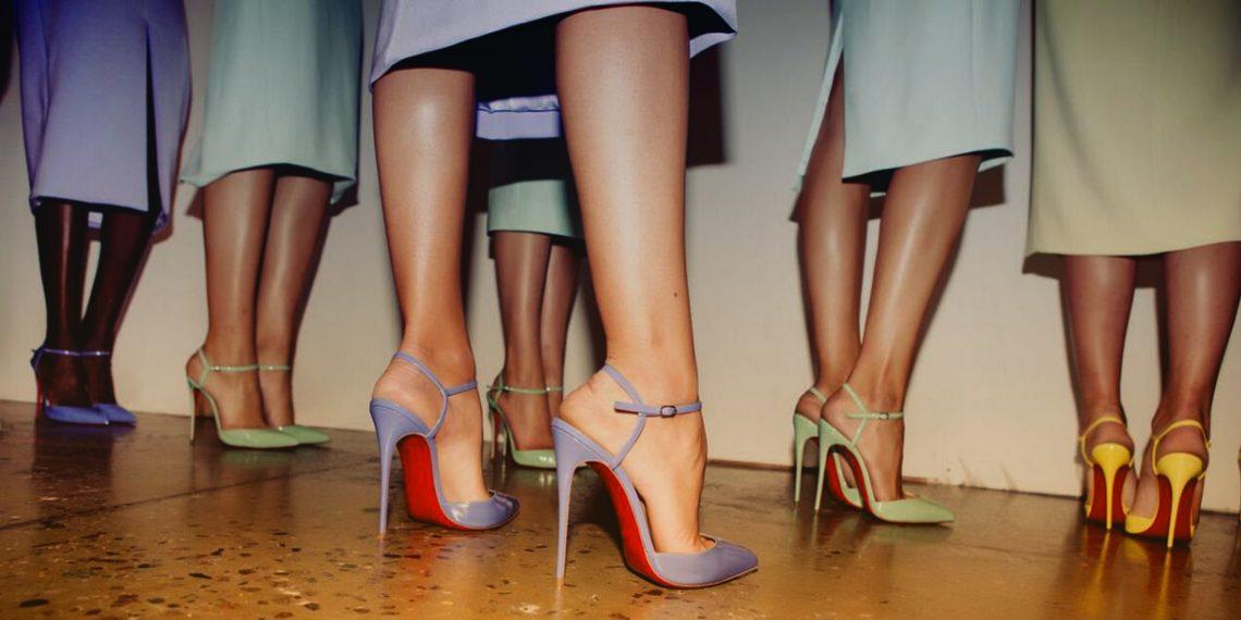 Высокие каблуки секс