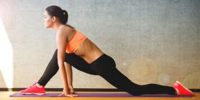 Как правильно составить комплекс упражнений для растяжки после тренировки