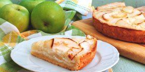 Как приготовить легендарный цветаевский пирог