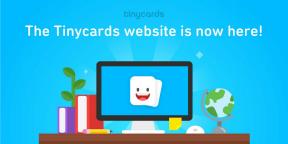 Tinycards — новый сервис от создателей Duolingo для быстрого запоминания иностранных слов