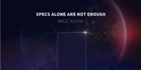 Maze Alpha — смартфон, который бросает вызов Xiaomi Mi Mix