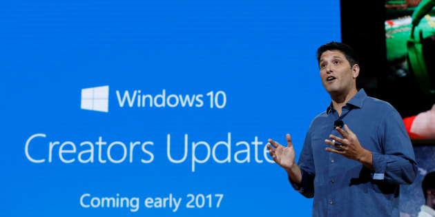 Windows 10 Сreators Update
