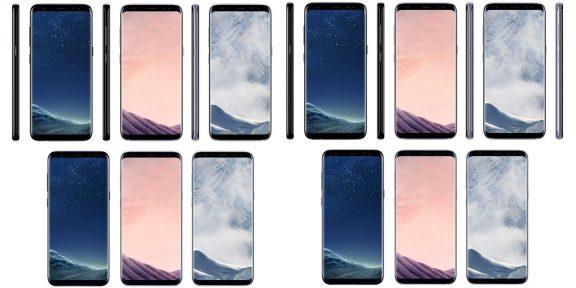 Особенности Samsung Galaxy S8 утекли в Сеть перед презентацией