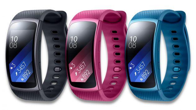 фитнес-трекеры: Samsung Gear Fit2