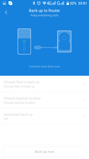 Xiaomi R1D: Mi Home
