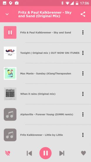 SoundR: треки