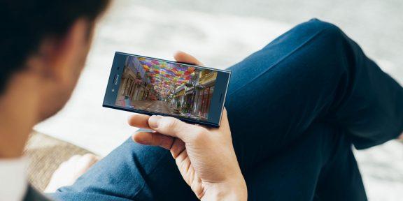 Sony Xperia XZ Premium признали лучшим смартфоном MWC 2017