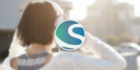 Suamp —бесплатный музыкальный проигрыватель для YouTube