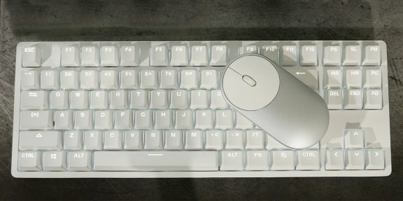 Обзор Xiaomi Mi Keyboard и Mi Portable Mouse — клавиатуры и мышки в стиле Apple