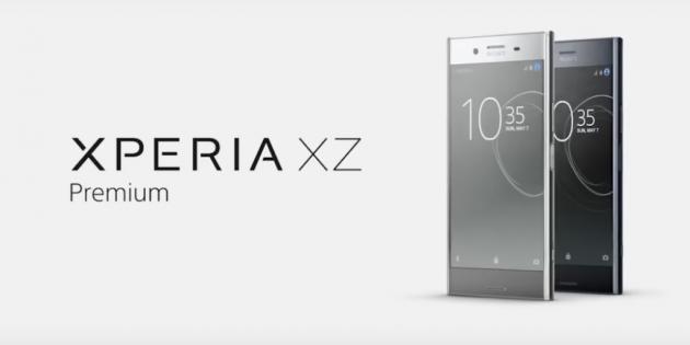 Sony Xperia XZ Premium признали лучшим смартфоном MWC 2021