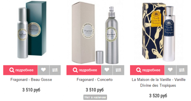 Aro-Mania Perfume Box