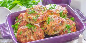 Котлеты с сыром: 5 рецептов для гурманов