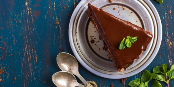 5 удивительно вкусных тортов, с которыми справится каждый