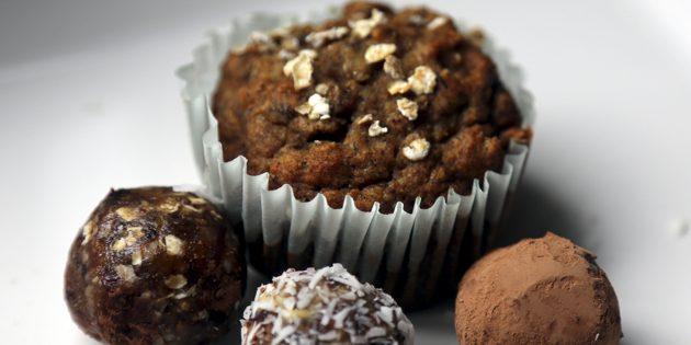 рецепты постных блюд: шоколадное печенье