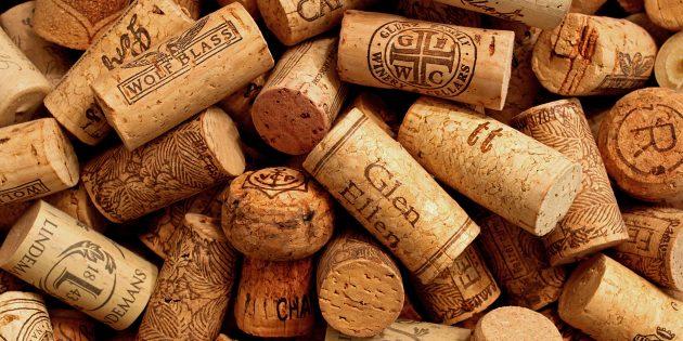 как выбрать вино: пробка