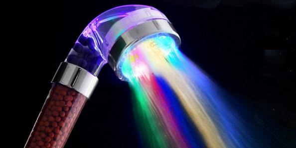 Лейка-фильтр с подсветкой