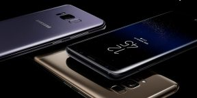 Samsung представила флагманы Galaxy S8 и S8+