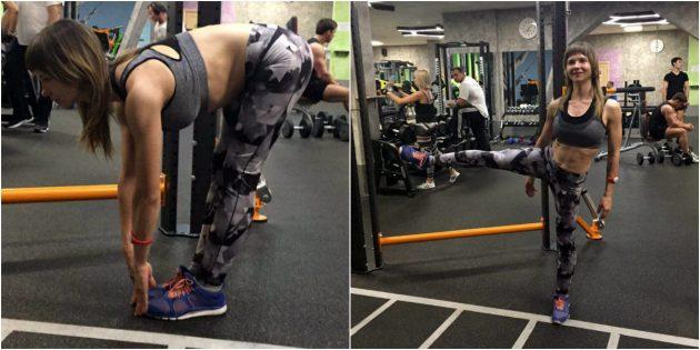 составить тренировку: тазобедренный сустав