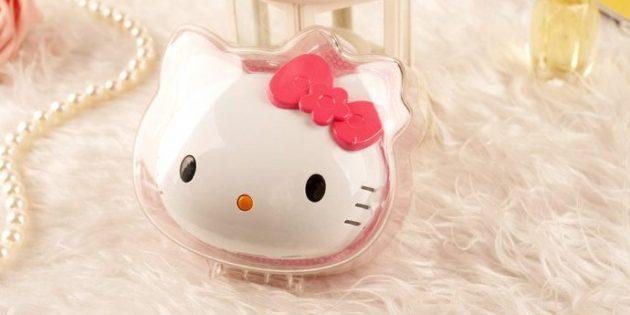 Внешний аккумулятор: Hello Kitty