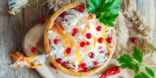 Секреты приготовления вкусной и хрустящей квашеной капусты