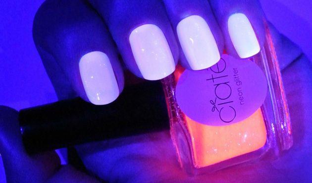 как сделать лак для ногтей: акриловая краска