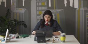 Рабочие места: Надежда Мерещенко, генеральный директор performance-агентства Adventum