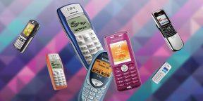 Легендарные телефоны из прошлого, которые нужно перевыпустить