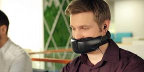 Маска Hushme убережёт ваши разговоры на публике от лишних ушей
