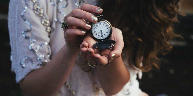 тамй-менеджмент: время-подарок