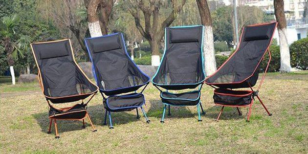 товары для пикника: складное кресло