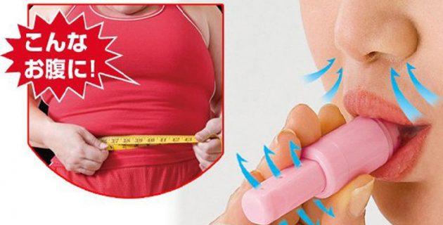 Свисток, помогающий похудеть