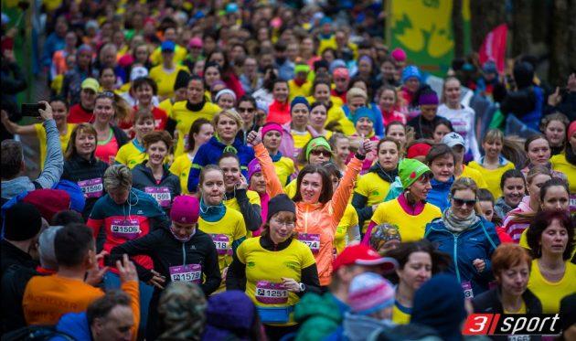 «Весенний гром»: марафон