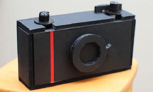 пинхол-камера: готовая камера