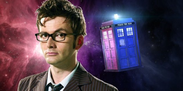 доктор кто: десятый доктор