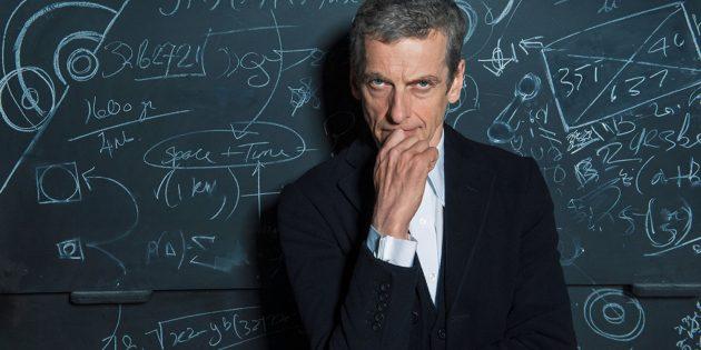 доктор кто: двенадцатый доктор