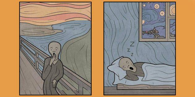 15 веб-комиксов о современной жизни