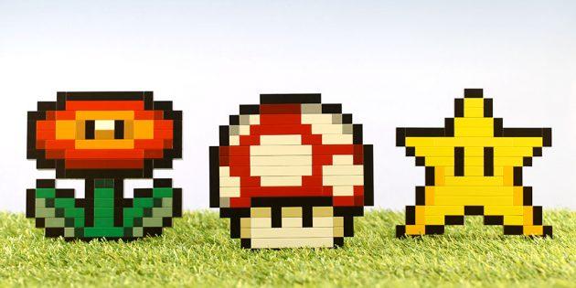 Игра «Марио»