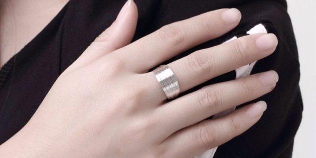 Кольцо, регулируемое по размеру