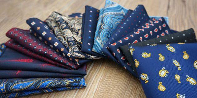 Нагрудный платок для костюма