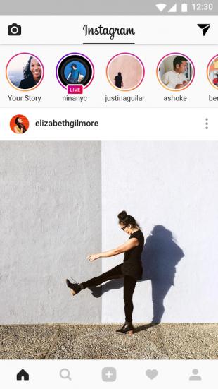 Instagram: офлайн-режим