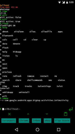 Linux Launcher 1