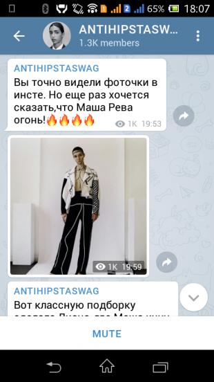 мир моды: ANTIHIPSTASWAG 2