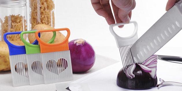 Приспособление для резки овощей и фруктов
