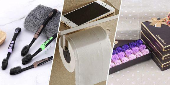 25 крутых товаров с AliExpress для ванной комнаты