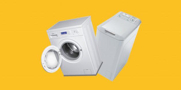 Как выбрать стиральную машину и не прогадать: советуют профессионалы