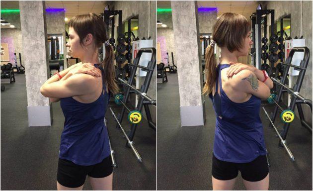 гибкость грудного отдела: ротационная мобильность