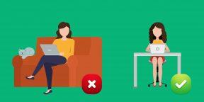 6 простых способов сделать работу дома эффективной
