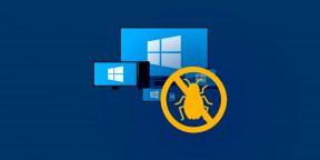 7 надёжных антивирусов для Windows 10